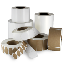 Hickman Label Company | Roll Labels | Label Sheets
